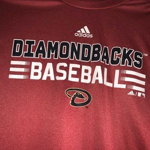 Diamondbacks athletic t-shirt